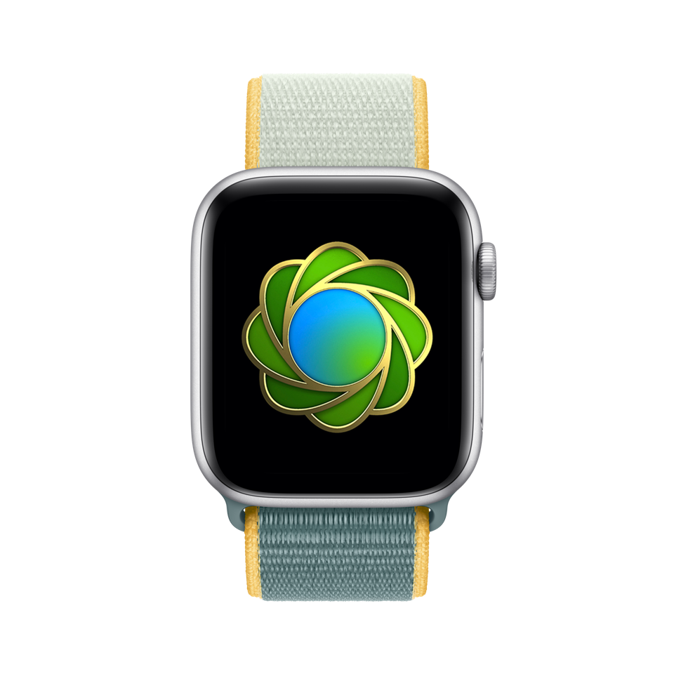 The next Apple Watch challenge is almost here: World Environment Day