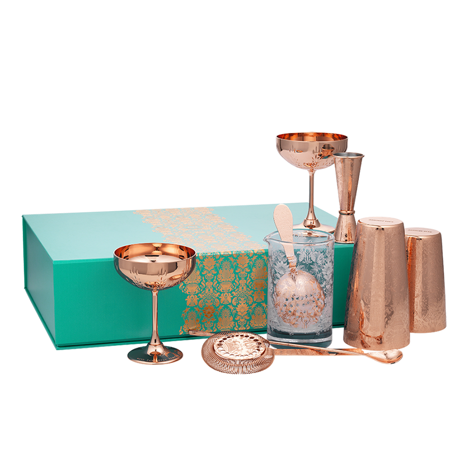 Elyx Boutique Deluxe Martini Gift Set