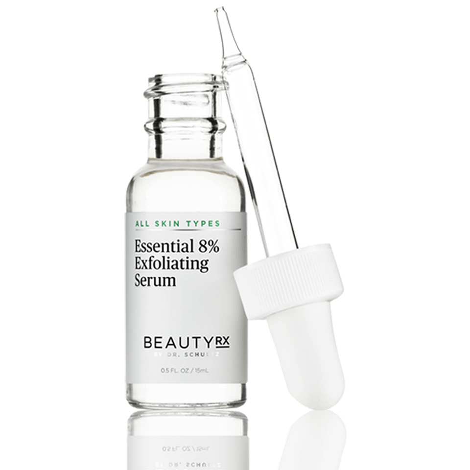 Beauty Rx by Dr. Schultz Tetrafoliant 8% Peel Solution (with Glycolic)