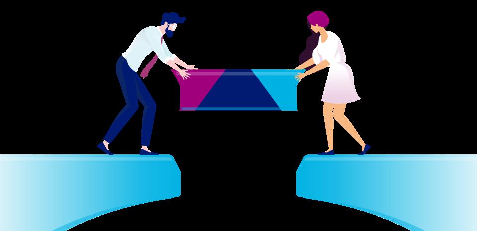 Closing the digital skills gap to build a bridge to employment