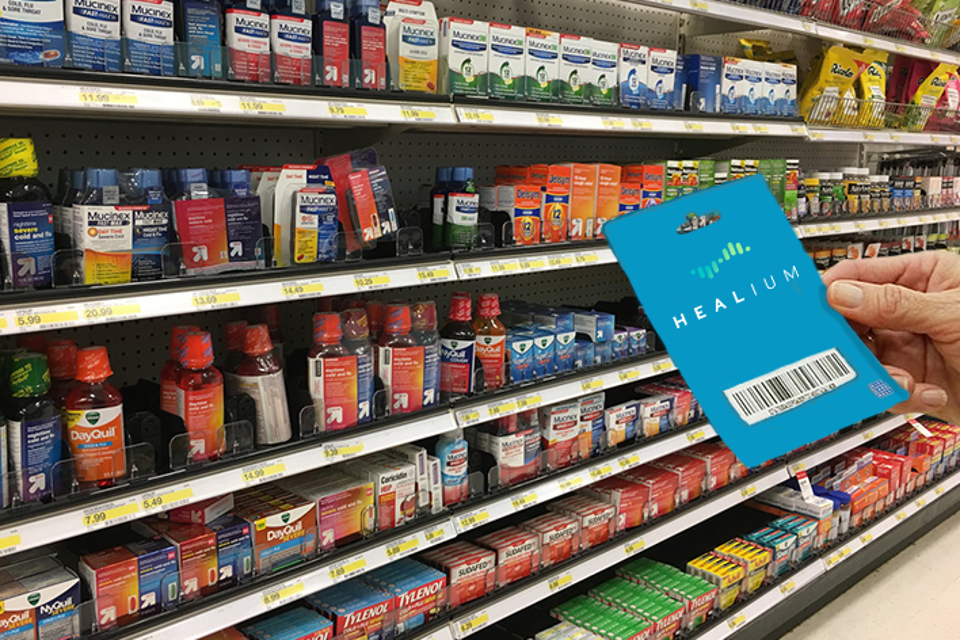 Healium has proposed the concept of a ″digiceuticals aisle.″