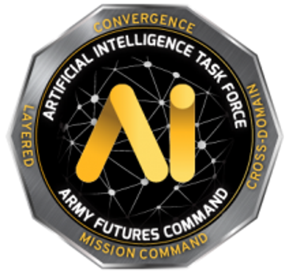 Army Futures Command AI Task Force