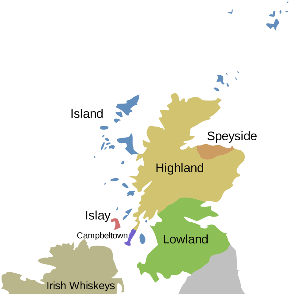 Scotland's Speyside Region