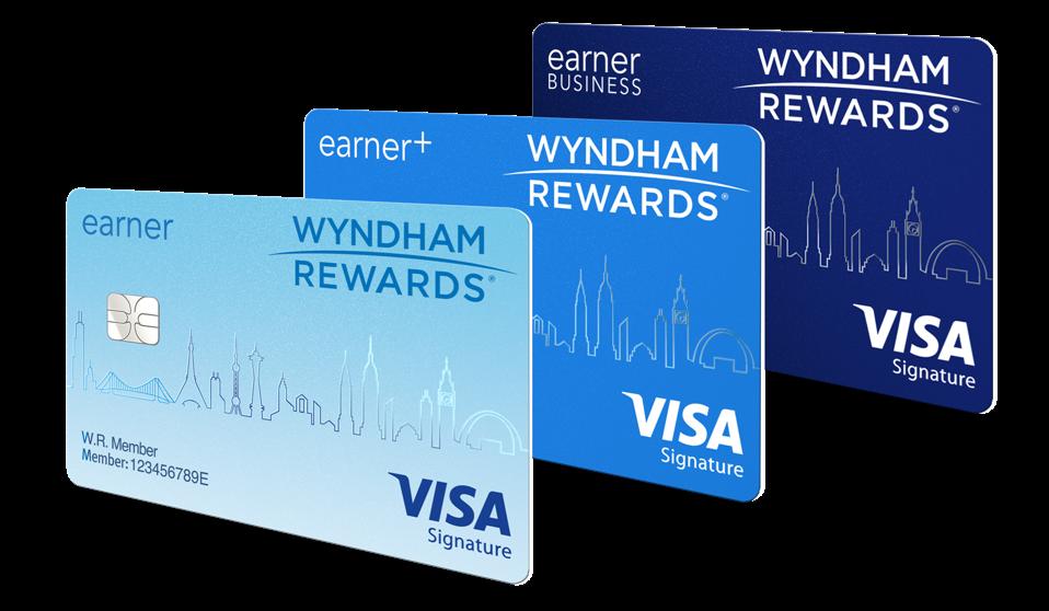 Wyndham cards