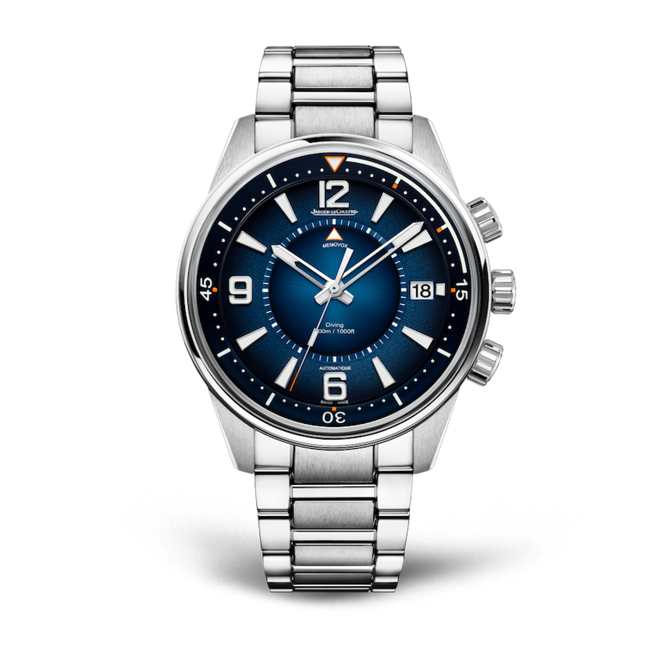 Jaeger-LeCoultre Polaris Mariner Memovox dive watch