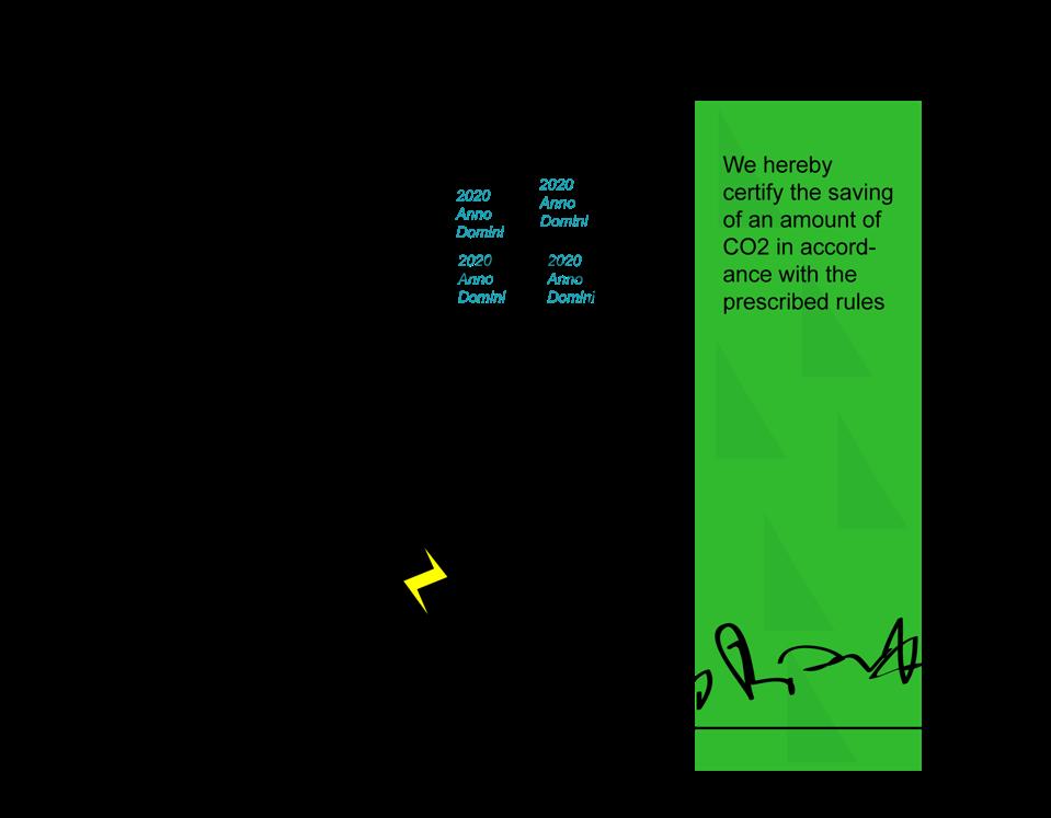 A Renewable Energy Certificate