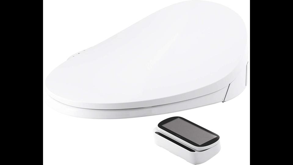 kohler toilet seat replacement bidet with remote