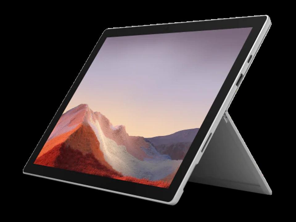 Surface Pro 7 Platinum Intel Core i5 16 GB 256 GB