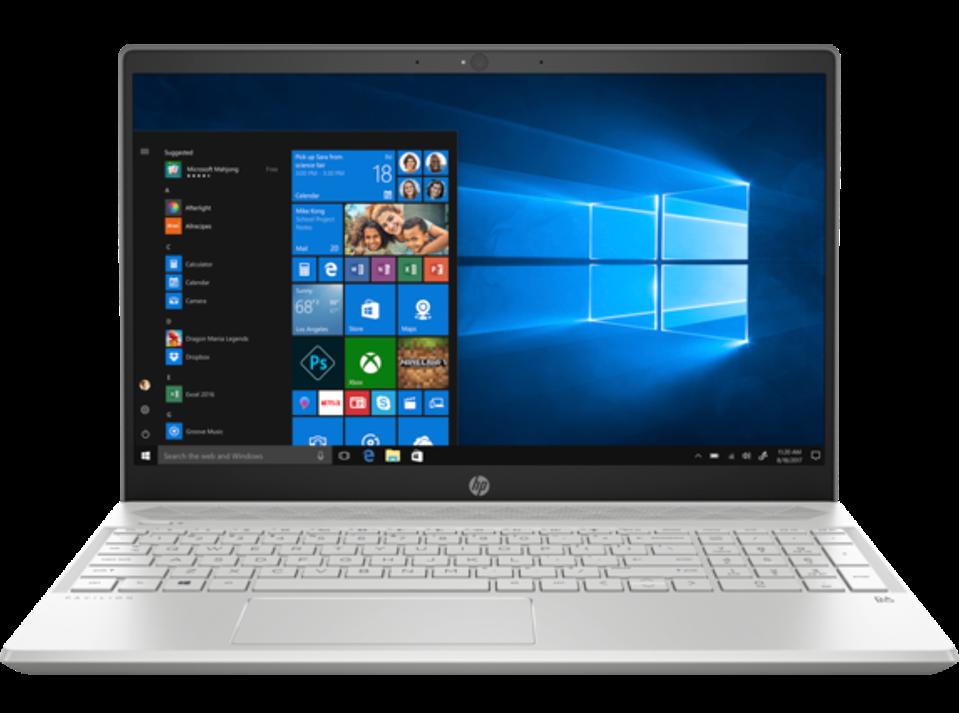 Laptop HP Pavilion - Intel Core i7, 16GB, pantalla de 15.6 pulgadas