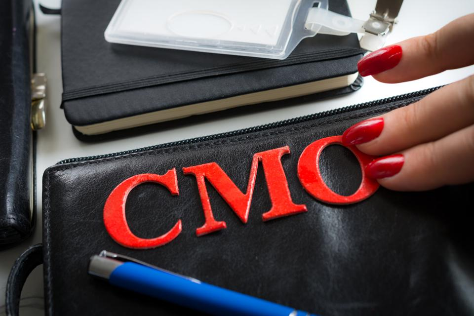 Why The M In CMO Should Be An X