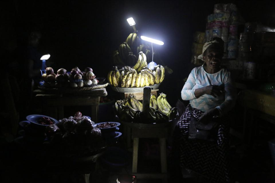 Off-Grid Solar Power Is Making Africa's Emerging Economies A Little Brighter