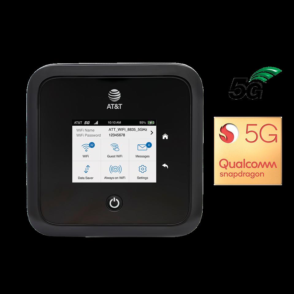 Nighthawk 5G WiFi 6 Mobile Hotspot - MR5100   NETGEAR