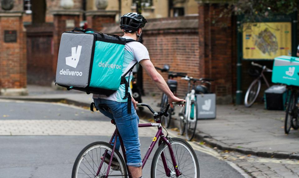 Amazon Takes A Bite Out Of U.K. Food Delivery Service Deliveroo