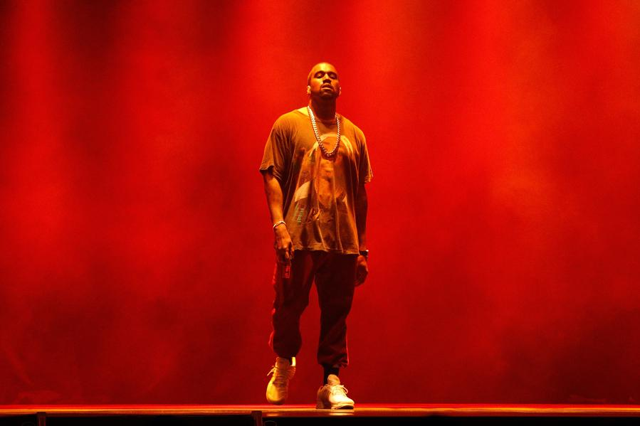 Kanye West Announces Solo Album And Collab Album With Kid Cudi