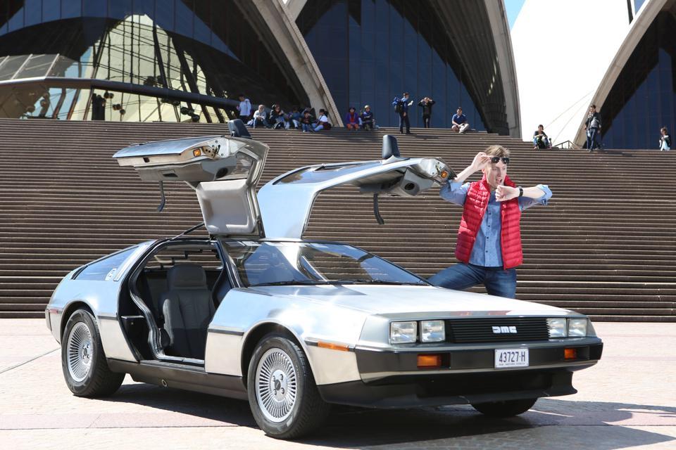 Back To The Future\' DeLorean Car Subject Of Estate Dispute With DMC ...