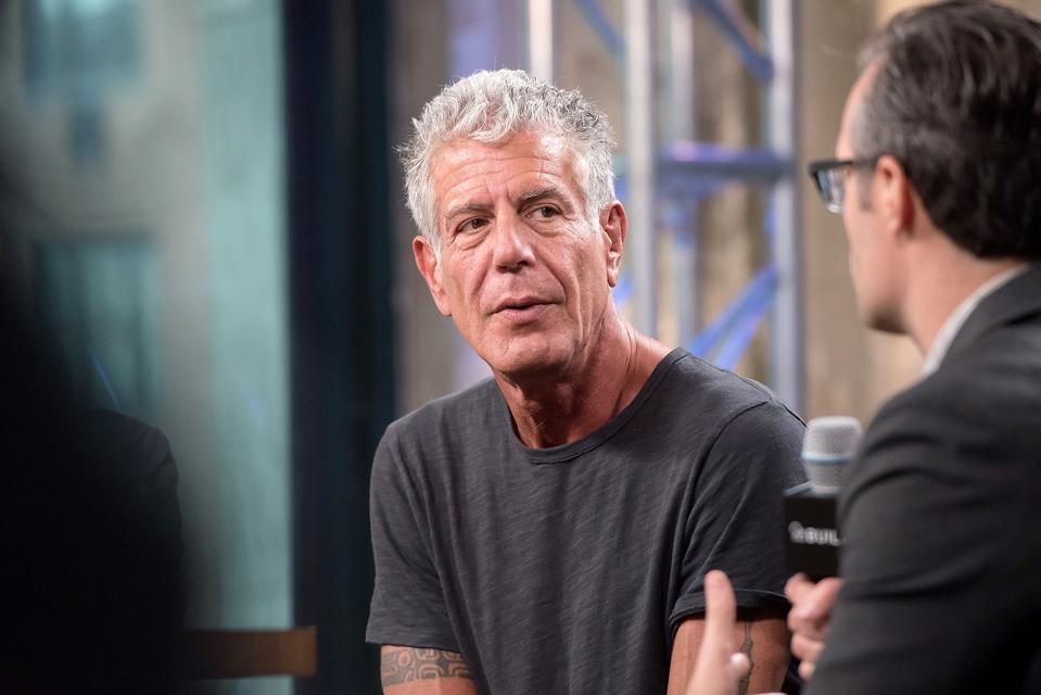 What Anthony Bourdain Can Teach Us, Even Now