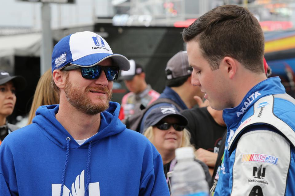 NASCAR Could Use Another Dale Earnhardt Jr., And In A Hurry