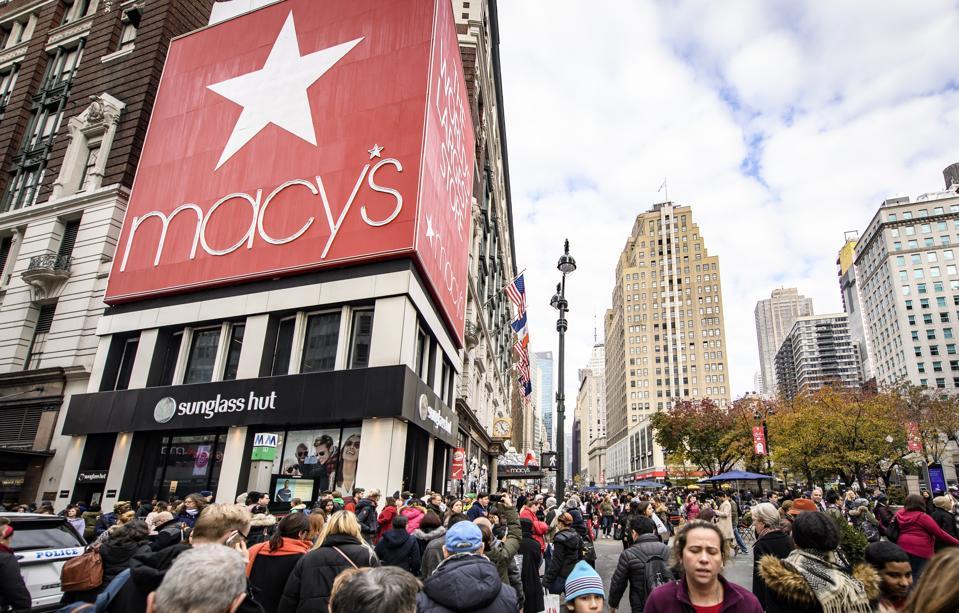 Macy's Revival Means Plenty Is In Store For Star Reward Members