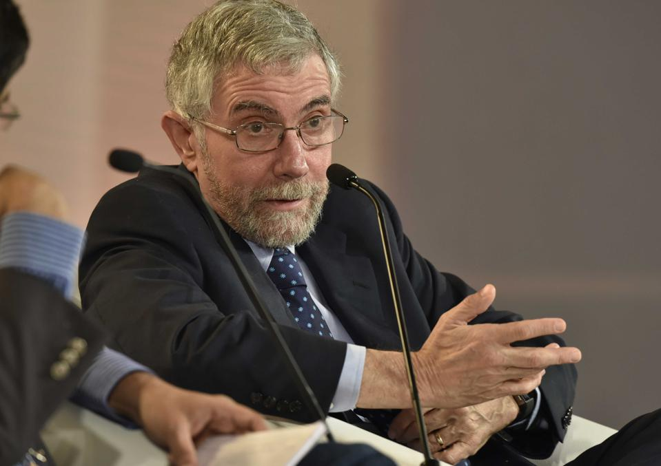 Krugman Admits He Was Wrong On Trade Wars