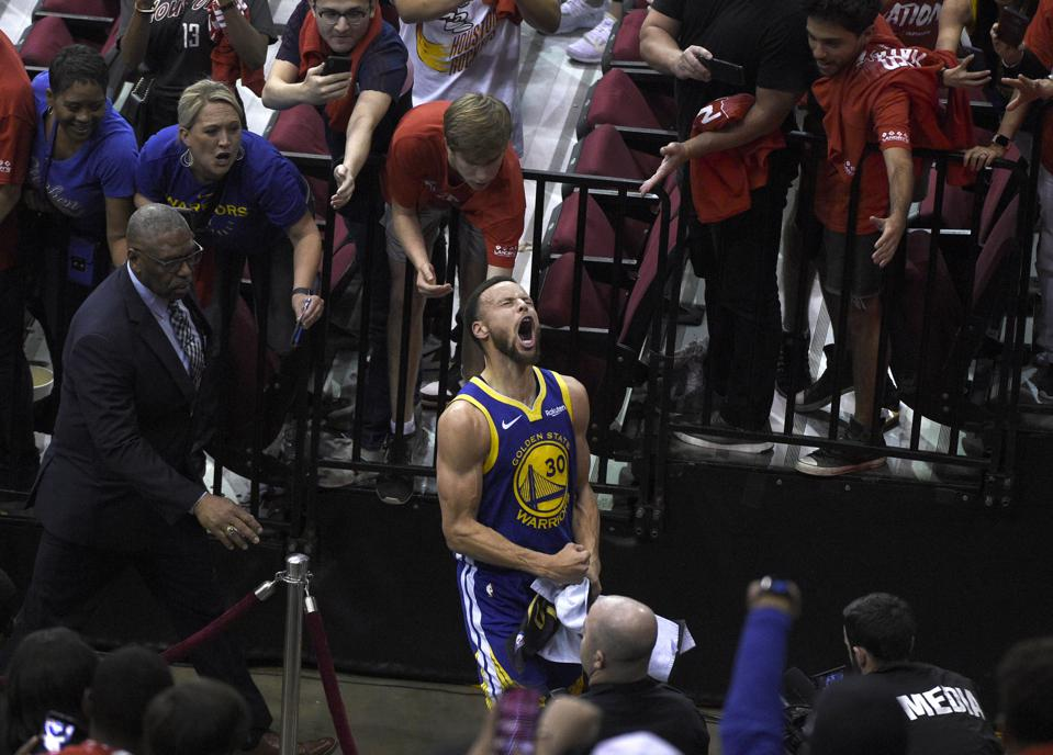 Stephen Curry, Not Kevin Durant, Is The Golden State Warriors' Best Player