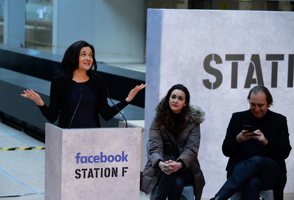 How to be the Sheryl Sandberg of Your Industry