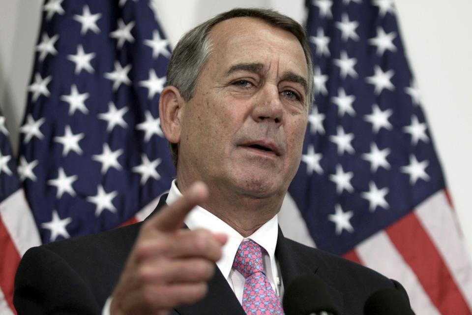 Looking To Make Millions From Cannabis? Ex-House Speaker Boehner Will Tell You How
