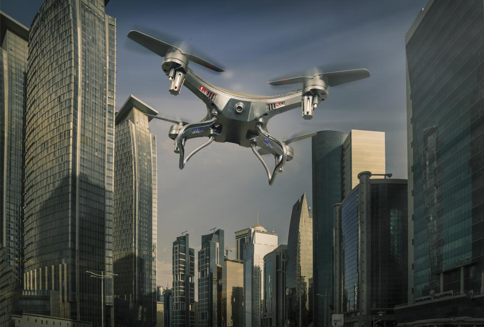 Are Drone-Aircraft Collisions A Real Threat To Airline Passengers and Crews?
