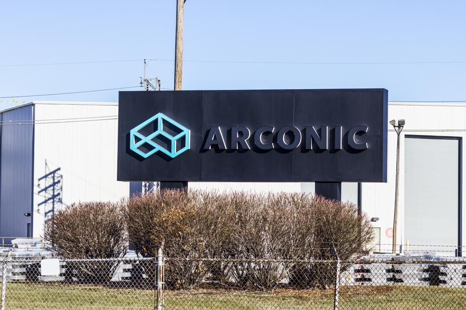 Arconic To Split Into Two Separate Companies