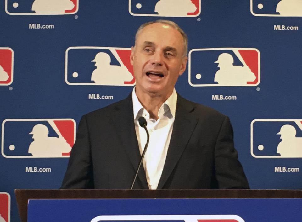 The Challenges For Rob Manfred, Now That He's Been Extended As MLB Commissioner
