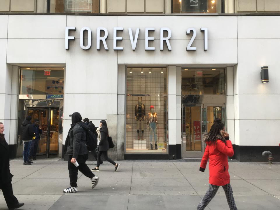 What Went Wrong With Forever 21?