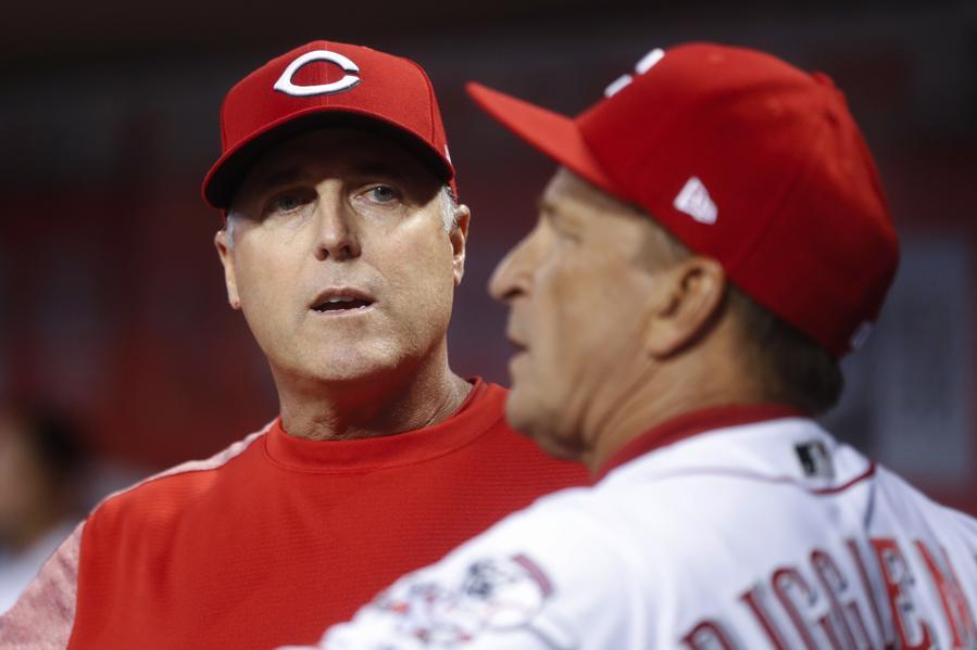 Jim Riggleman The Right Choice To Replace Bryan Price In Cincinnati