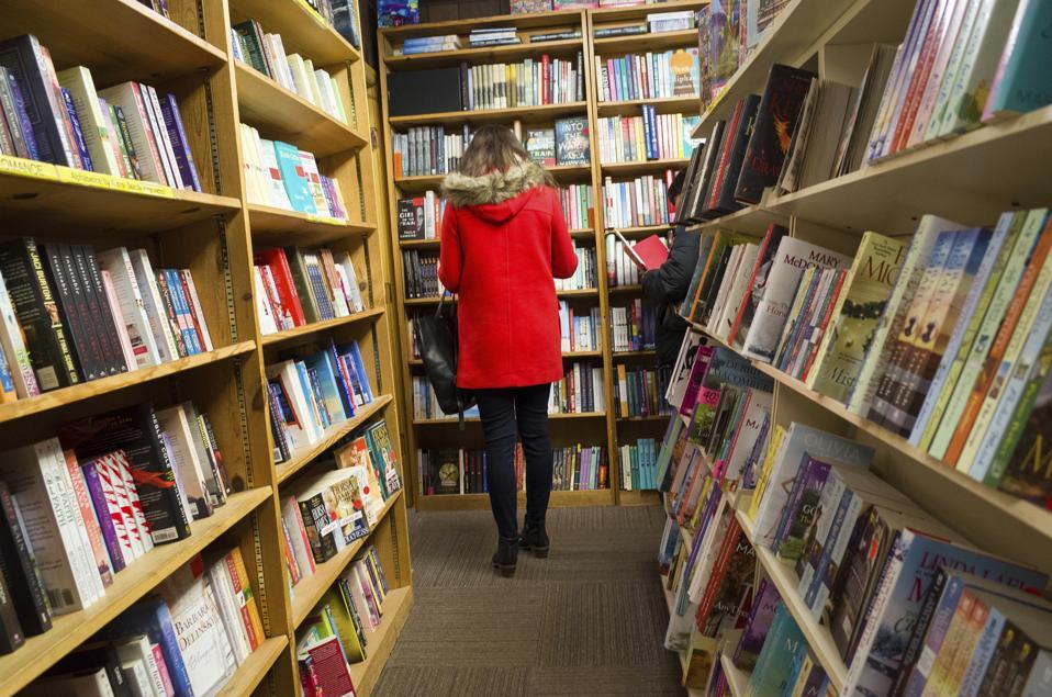 E-Book Revenues Decreased In December