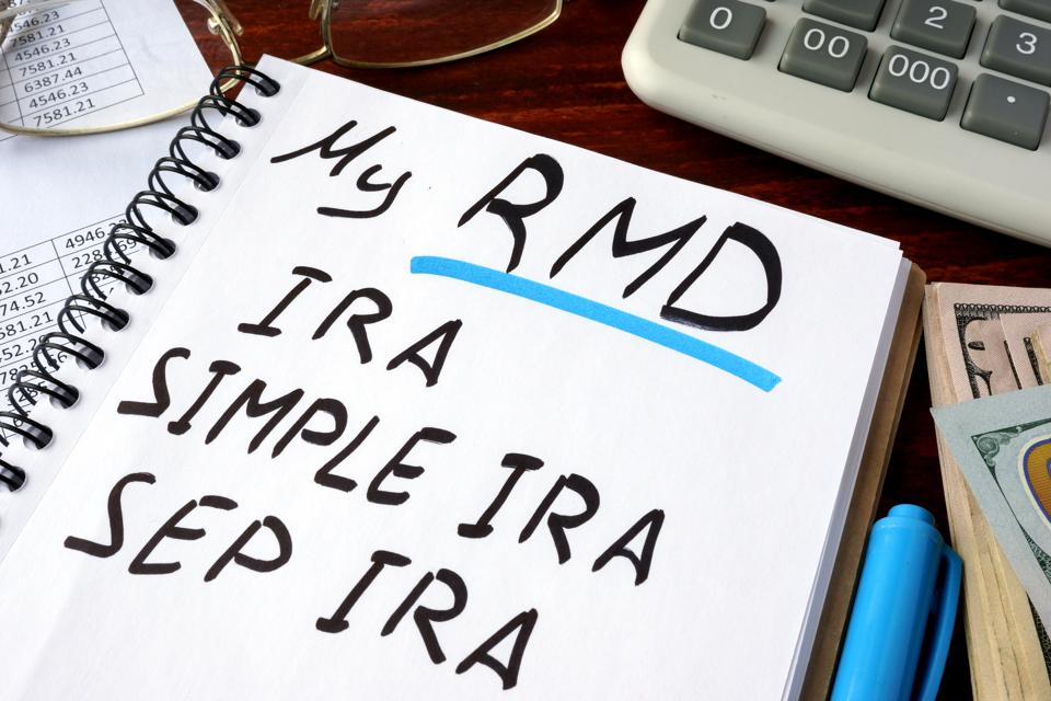 The Basics Of Required Minimum Distributions With Your Retirement Account