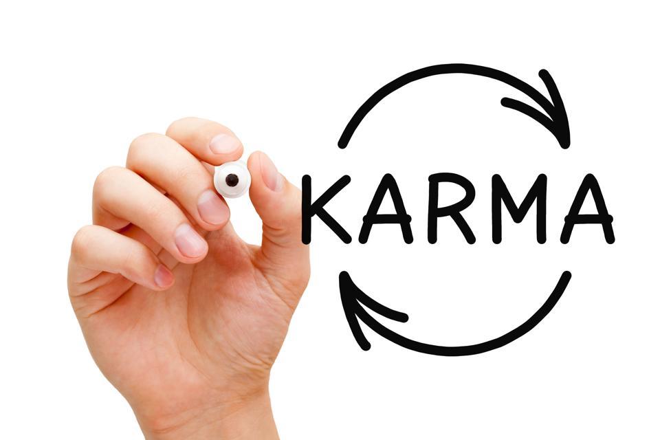 REIT Karma: What Comes Around Goes Around