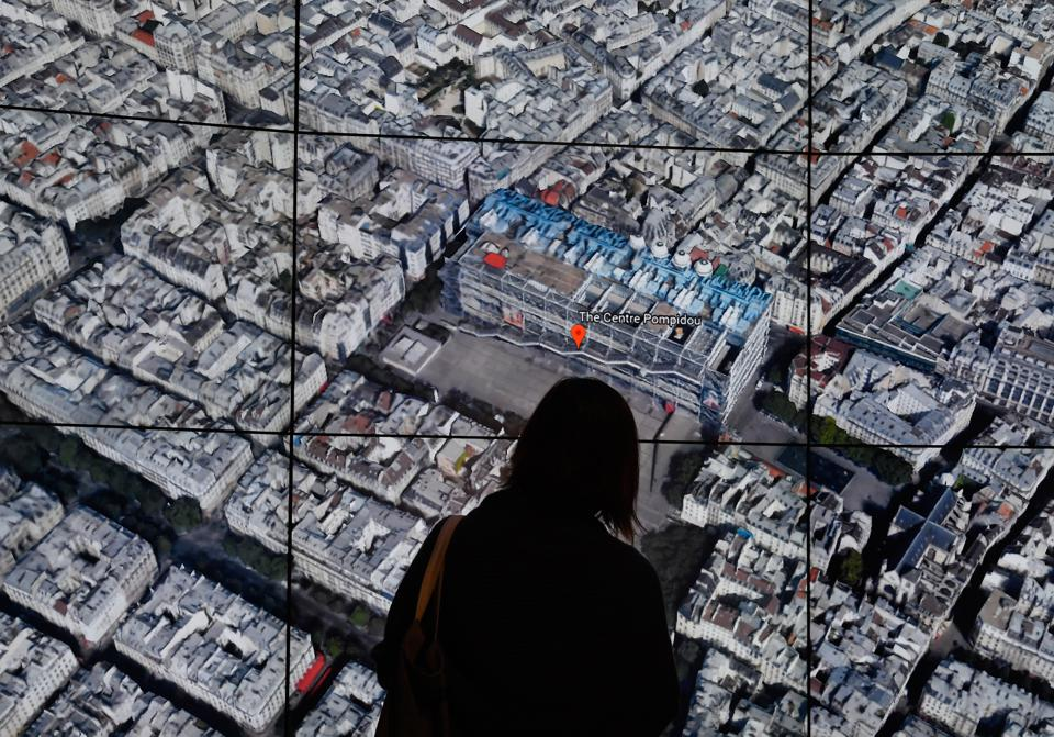 How Google Earth And Google Maps Taught Us To See The World From Above