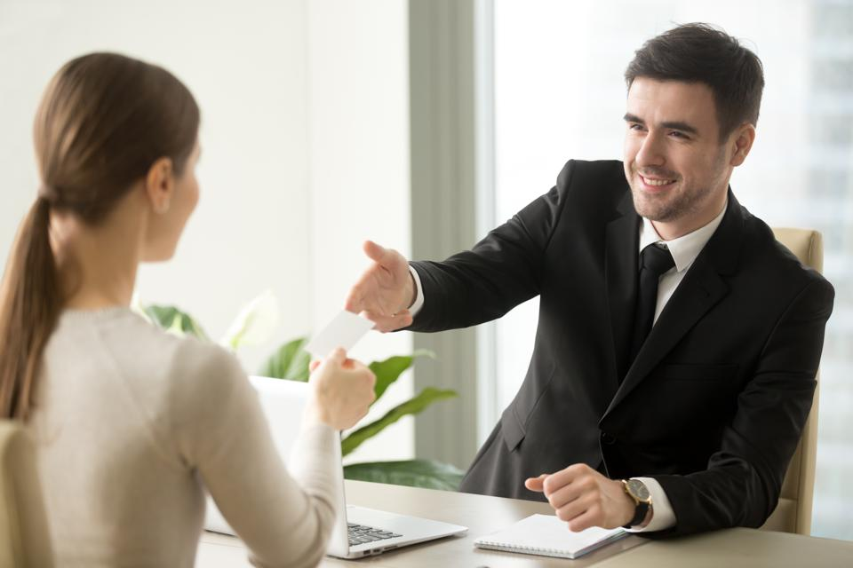 Whatever You Do, Don't End A Job Interview This Way
