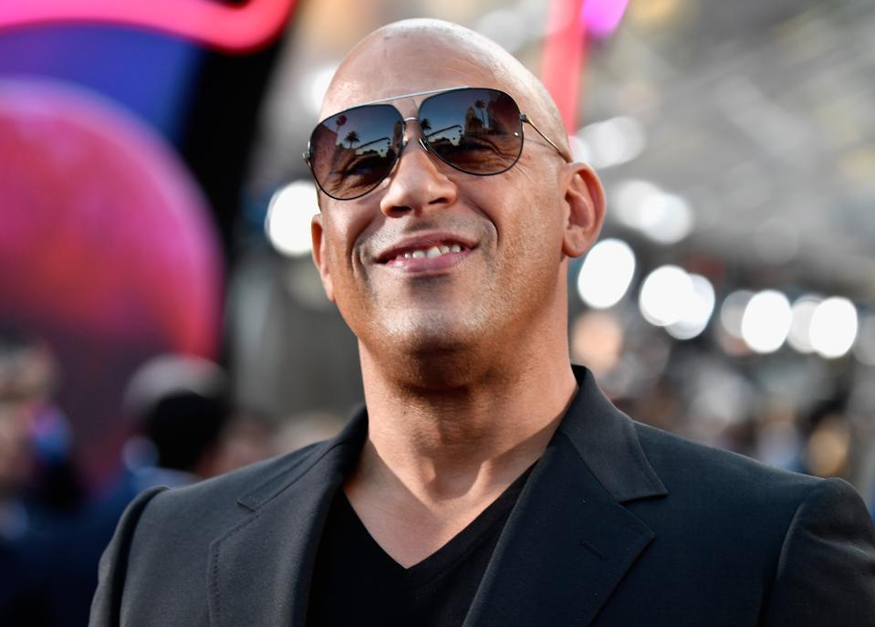 Vin Diesel Is The Top-Grossing Actor Of 2017