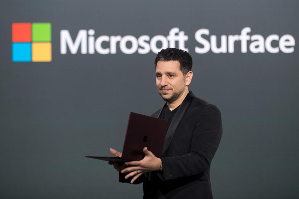 Microsoft's Surprise Spoiled As Surface 7 Leaks