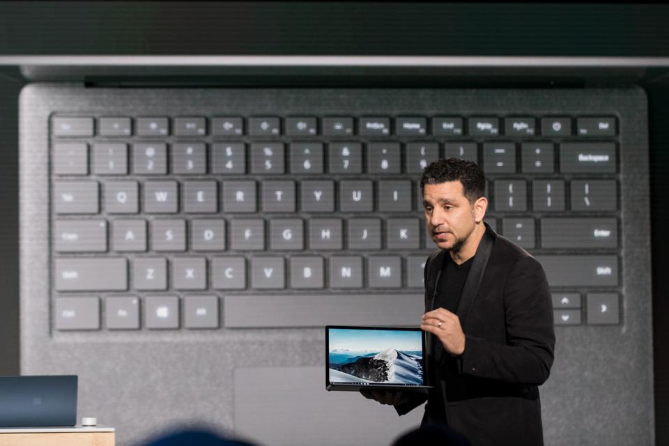 How Microsoft's Surface Failure Created Success