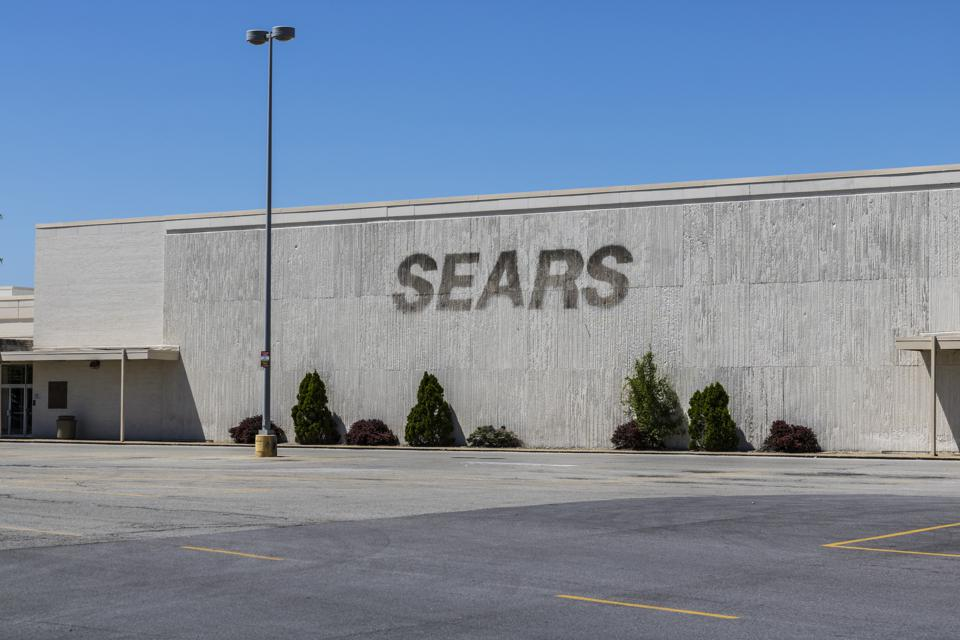 Another Day, Another Sears Debacle: Oakbrook Center Store Latest Closing