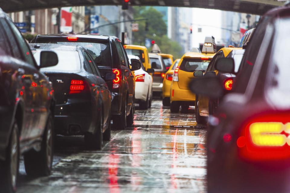 Can Shared Rides Reduce Traffic Congestion?