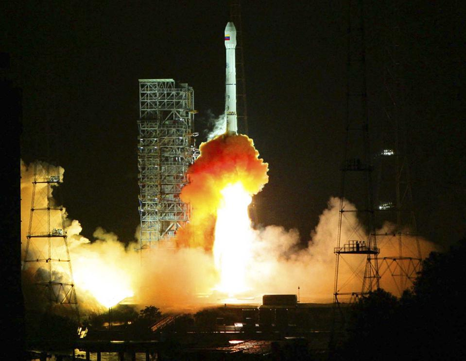 China Is About To Launch A Daring Mission To Land On The Moon. So Why Do You Know Nothing About It?