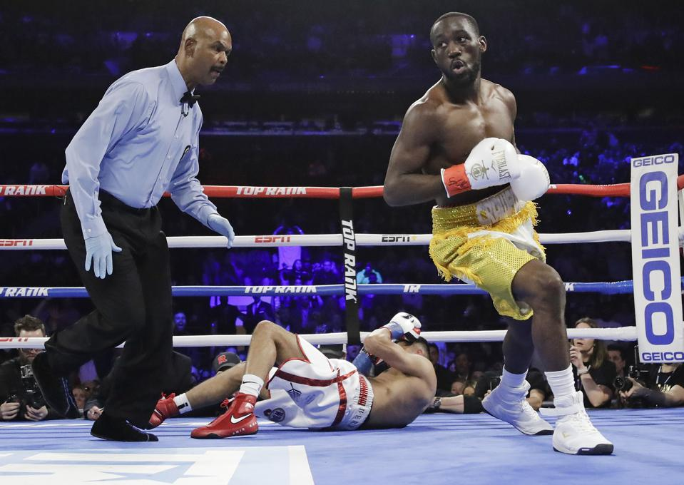 Crawford Vs. Khan, Garcia Vs. Granados, Video Highlights, Weekend Fight Reviews