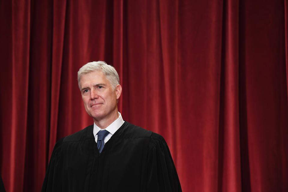 The Supreme Court Abandons Another Constitutional Safeguard, Only Gorsuch Dissents