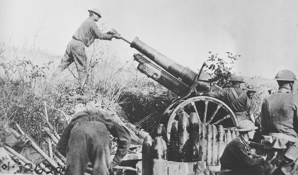 How Astronomers, Doctors, And Physicists Helped Destroy German Artillery In World War I
