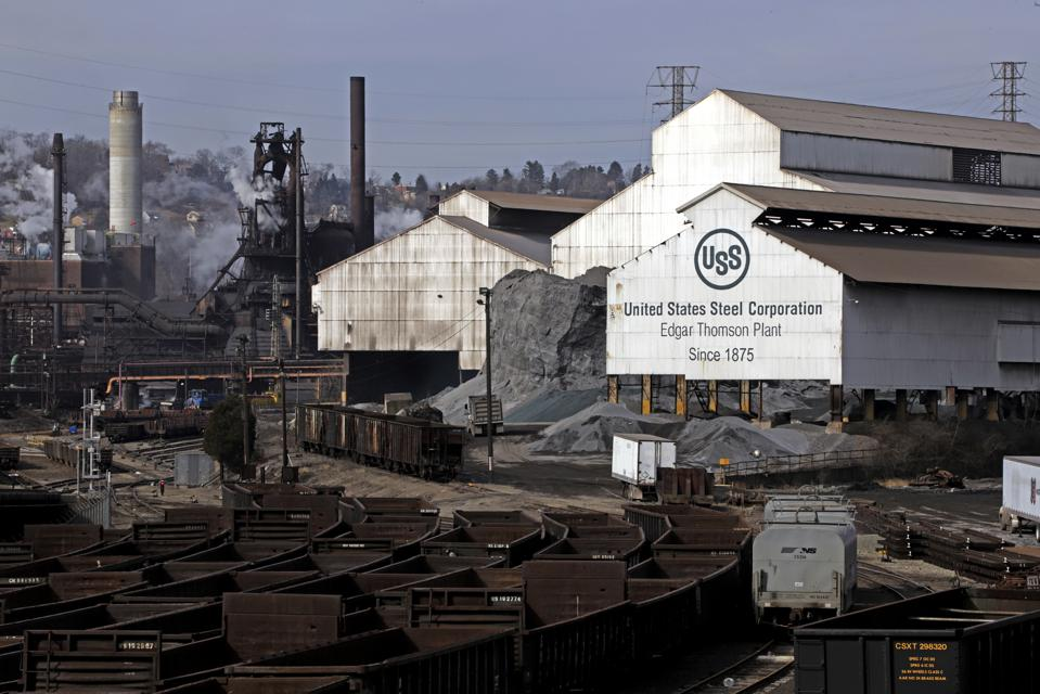 U.S. Steel Mon Valley Works: An Historically Significant Factory Upgrade
