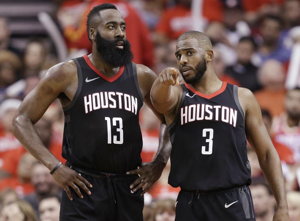 NBA Playoff Bracket 2018: Houston Rockets Vs. Utah Jazz