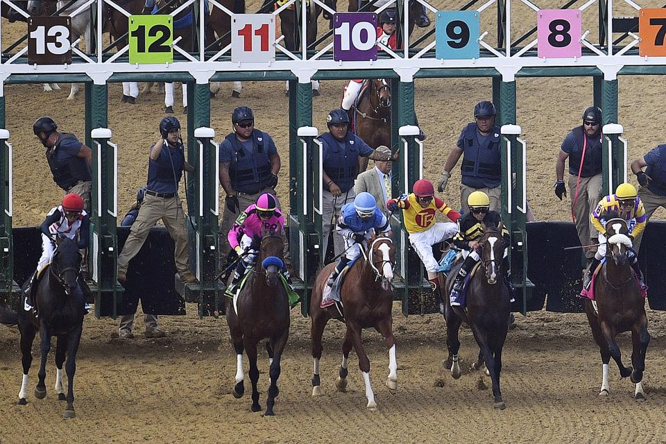 'Raced To Death': HBO's Real Sports Investigates Deaths In Thoroughbred Racing