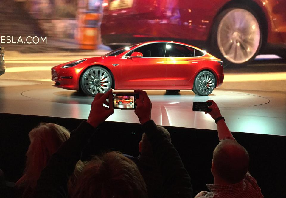 Tesla Model 3 European Sales Threaten More German Profits