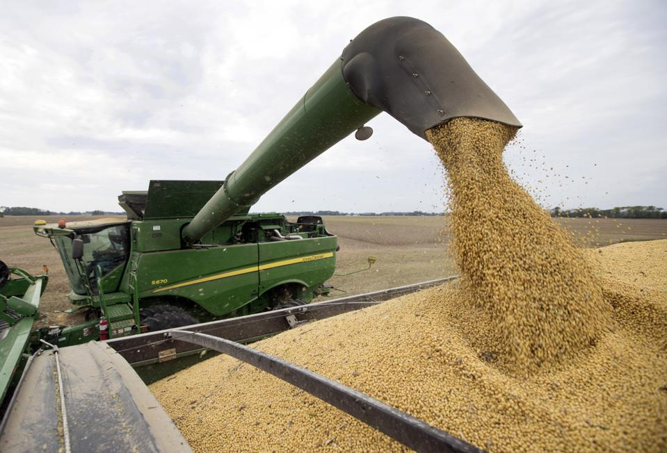 It Looks Like Soybean Shenanigans As China Demand Plummets, Overall Demand Increases